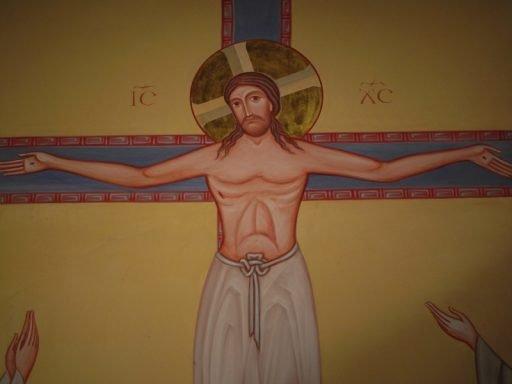 La Crucifixion (détail)